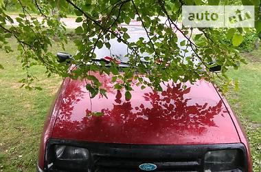 Характеристики Ford Sierra Хэтчбек