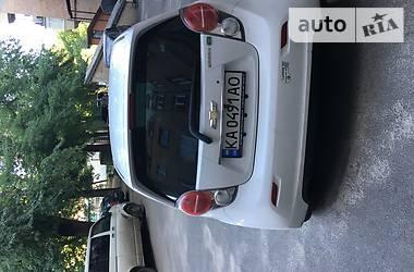 Характеристики Chevrolet Spark Хетчбек