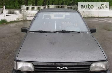 Характеристики Toyota Starlet Хэтчбек
