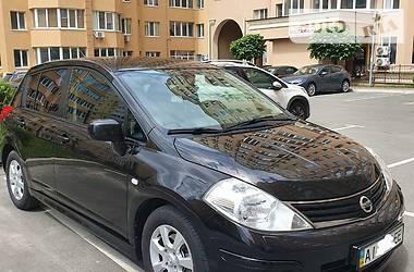 Характеристики Nissan TIIDA Хэтчбек