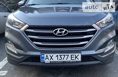Характеристики Hyundai Tucson Хэтчбек