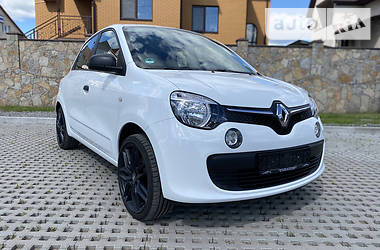 Характеристики Renault Twingo Хэтчбек