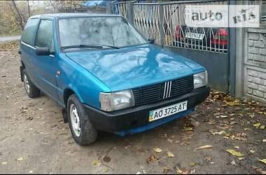 Характеристики Fiat Uno Хетчбек