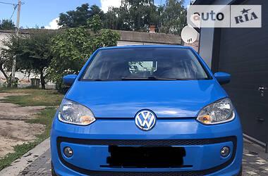 Характеристики Volkswagen Up Хэтчбек