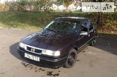 Характеристики Opel Vectra A Хетчбек
