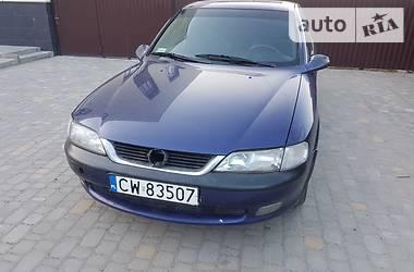 Характеристики Opel Vectra B Хетчбек
