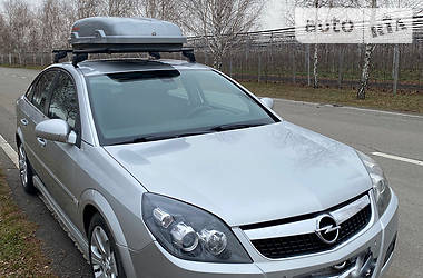 Характеристики Opel Vectra C Хэтчбек