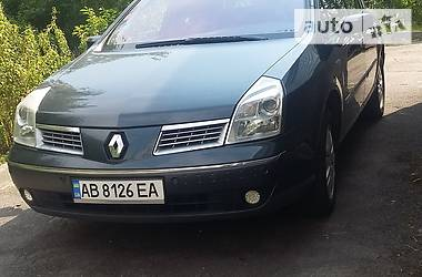 Характеристики Renault Vel Satis Хэтчбек