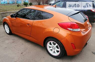 Характеристики Hyundai Veloster Хэтчбек