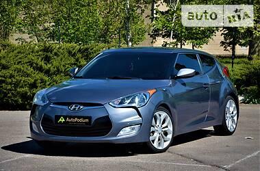 Характеристики Hyundai Veloster Хетчбек