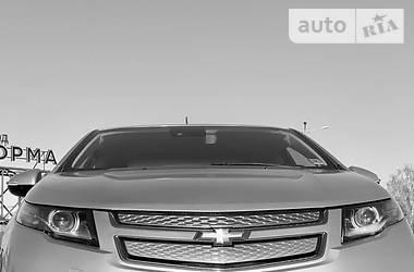 Характеристики Chevrolet Volt Хэтчбек