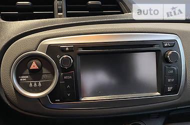 Характеристики Toyota Yaris Хетчбек