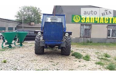 ХТЗ 150 Двигатель ЯМЗ 236 1989