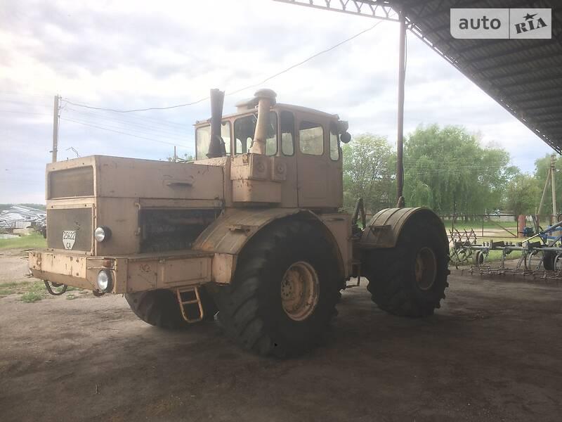ХТЗ К701