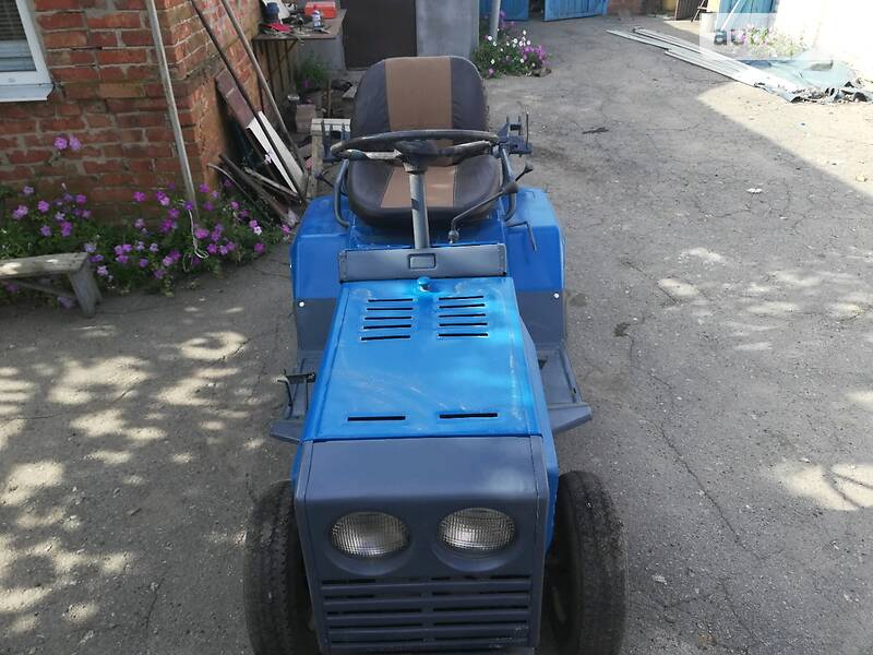 ХТЗ Т-012