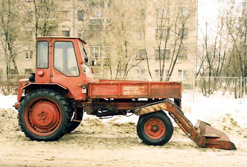 ХТЗ Т-16МГ