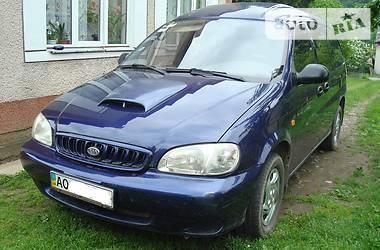 Kia Carnival  2000