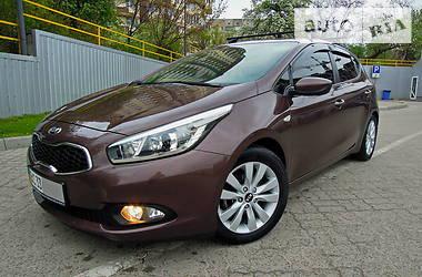 Kia Ceed 1.6 CRDI 2013