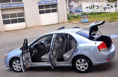 Kia Cerato 1.6i LX 2007