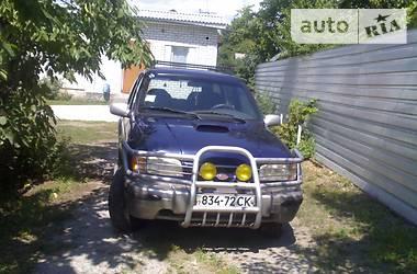 Kia Grand Sportage  1999