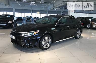 Kia Optima ECO Plug-in 2016