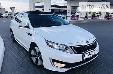 Kia Optima Hybrid Panorama Full 2013