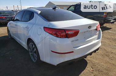Kia Optima SX 2015