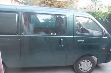 Kia Pregio груз.  1997