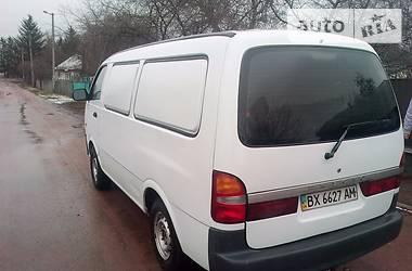 Kia Pregio груз. 2.5 TDI 2003