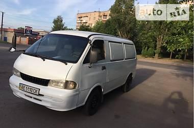 Kia Pregio груз. A/C  2003
