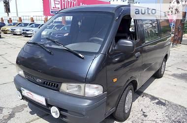 Kia Pregio груз.  2003