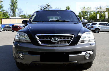 Kia Sorento 2.5 AT CRDi 2004