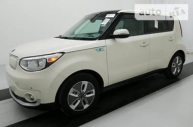 Kia Soul EV plus electric  2016