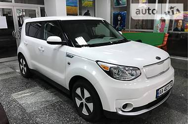 Kia Soul Electric 2016