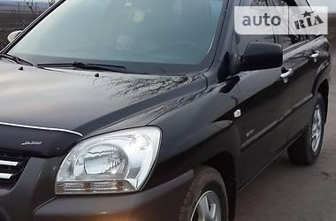 Kia Sportage 2.0 CRDi 2005