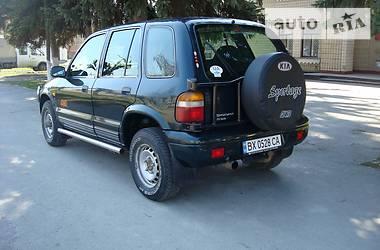 Kia Sportage  1998