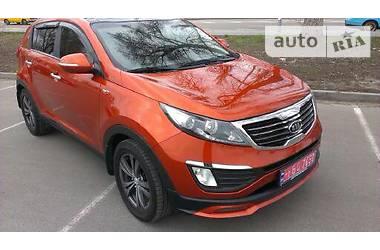 Kia Sportage 2.0i 4WD ТОР  2011