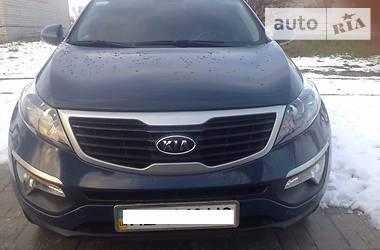 Kia Sportage 2.0D 2011