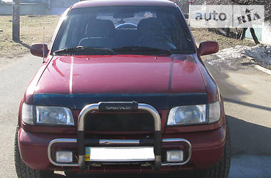 Kia Sportage 2.0i 2WD 1998