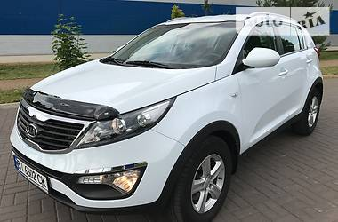 Kia Sportage 1.7D.Limited Edition 2015