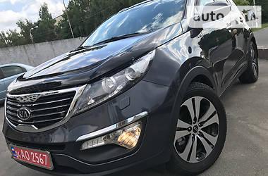 Kia Sportage 2.0 CRDI 2012