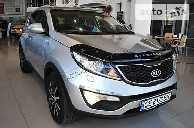 Kia Sportage 4WD-TURBO-AT MAXI 2013