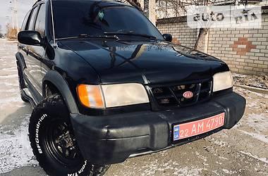 Kia Sportage 2000
