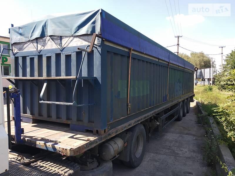 Контейнеровоз Kogel S 24