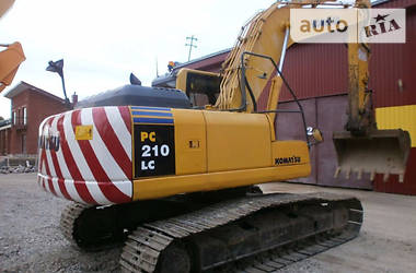Komatsu PC 210 LC-8 2009