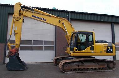 Komatsu PC 210 LC 2010