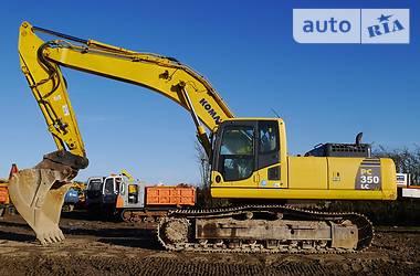 Komatsu PC 350LC-8 2012