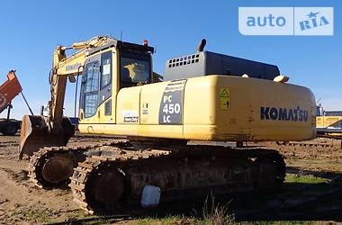 Komatsu PC 450LC-8 2010