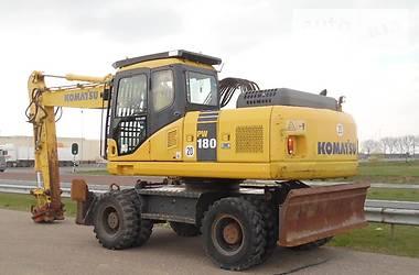 Komatsu PW 180-7EO 2008