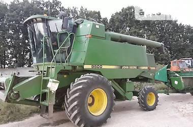 Цены John Deere 9500 Комбайн зерноуборочный